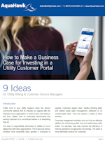 B2B Software Article - Business Case for Utility Customer Portal